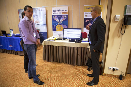 Enterprise Mobile Security Forum 2014